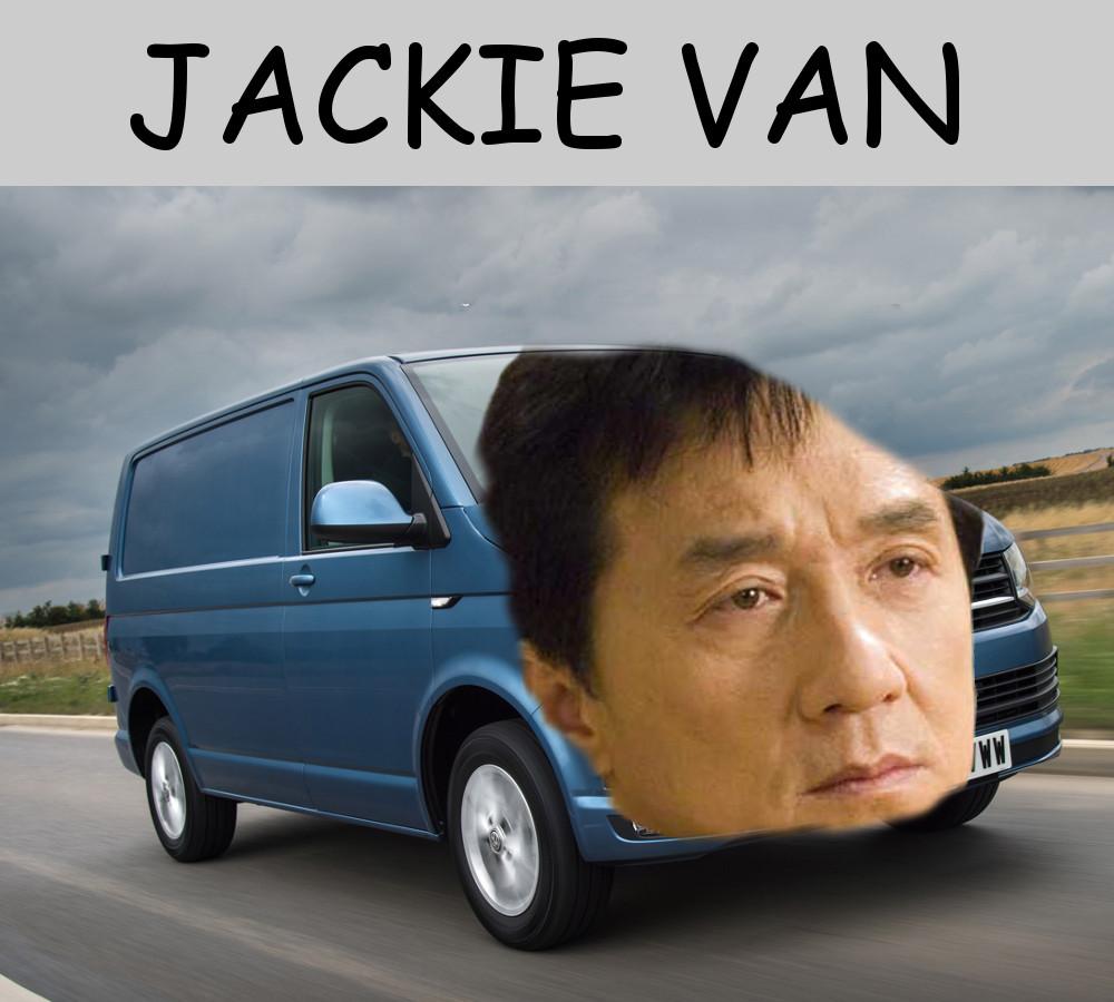 pure savage memes jackie van