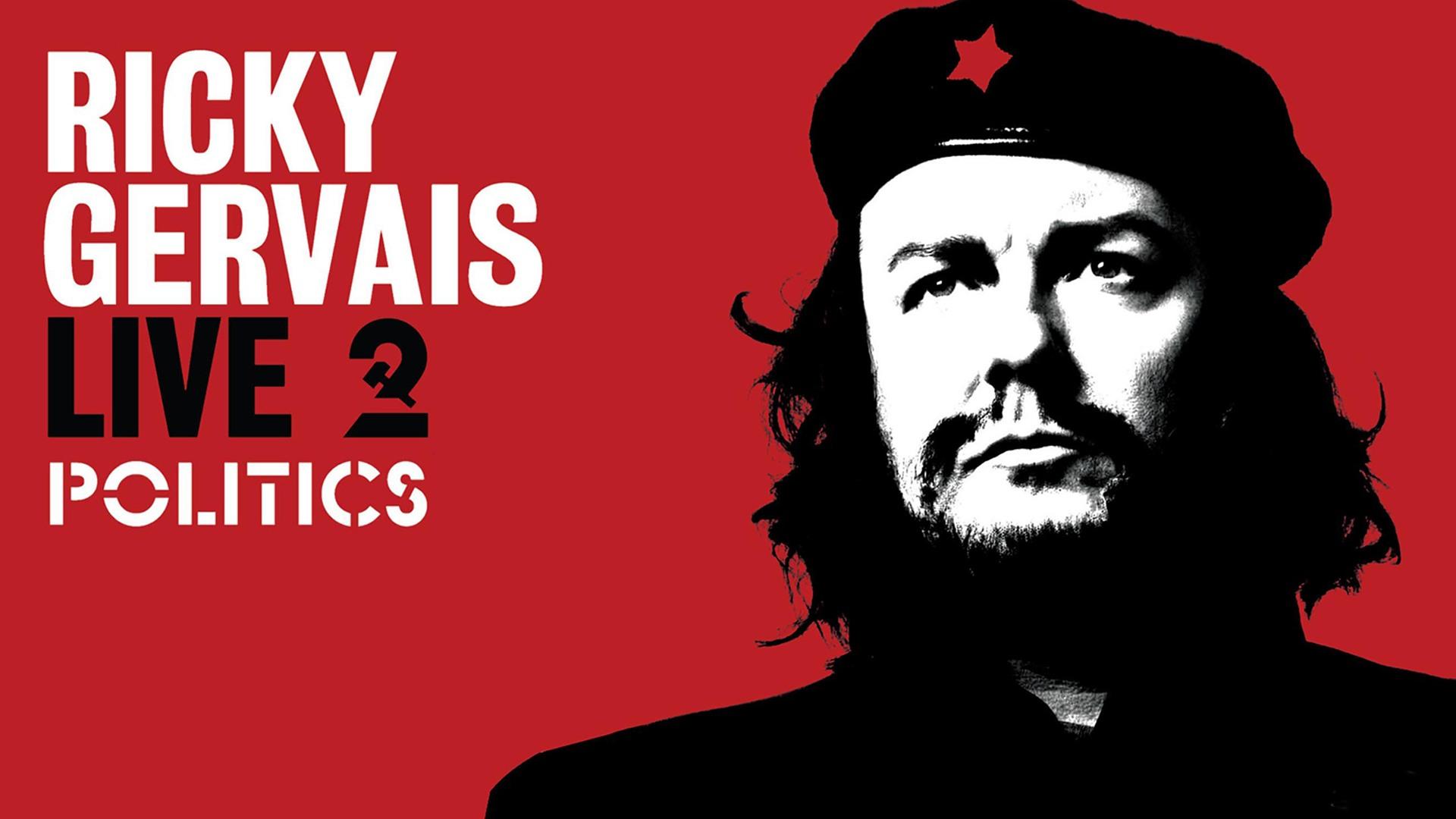Ricky Gervais Politics Tour