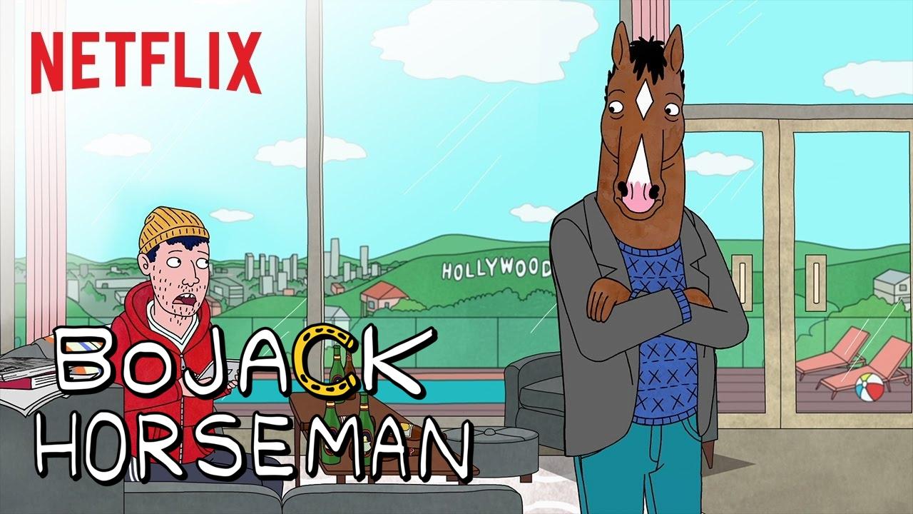 tv: bojack horseman