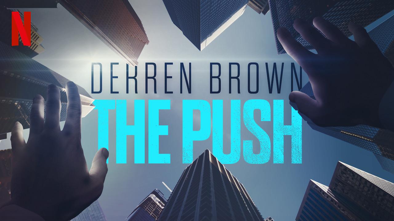 tv: derren brown - the push