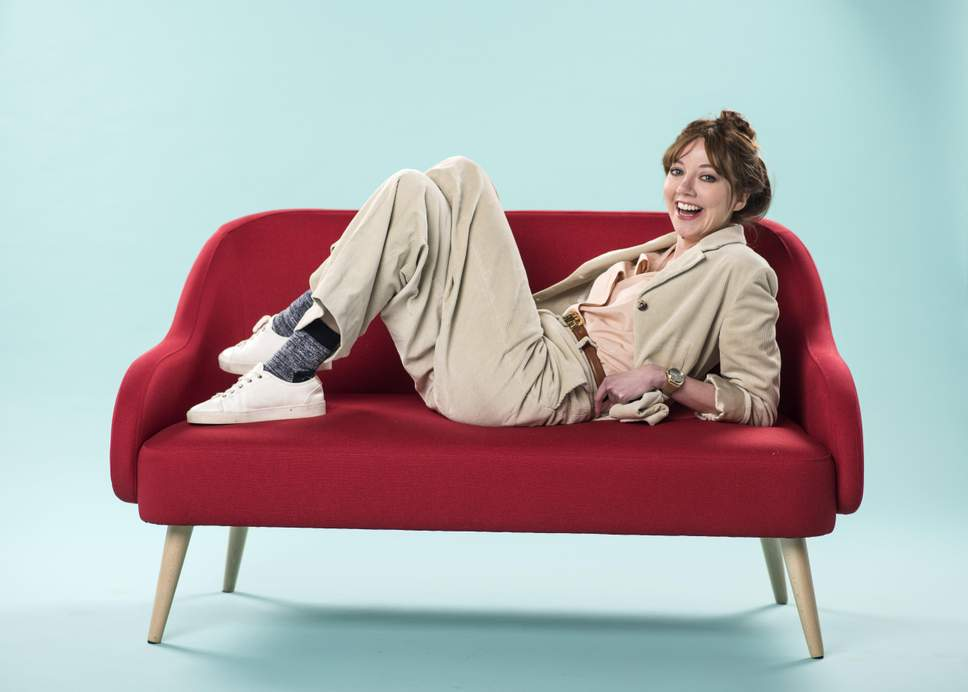 The Female Karl Pilkington Diane Morgan