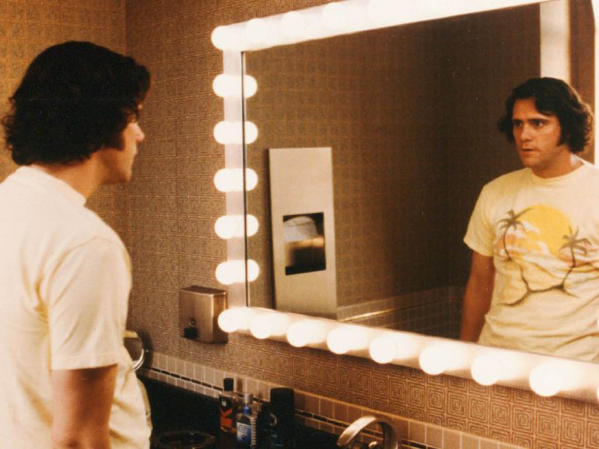 Jim Carrey mirror