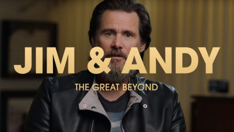 tv: jim & andy - the great beyond