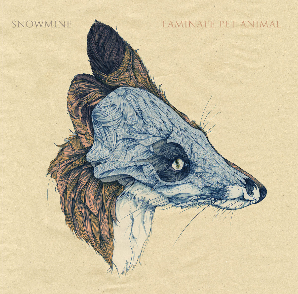 Snowmine - Laminate Pet Animal